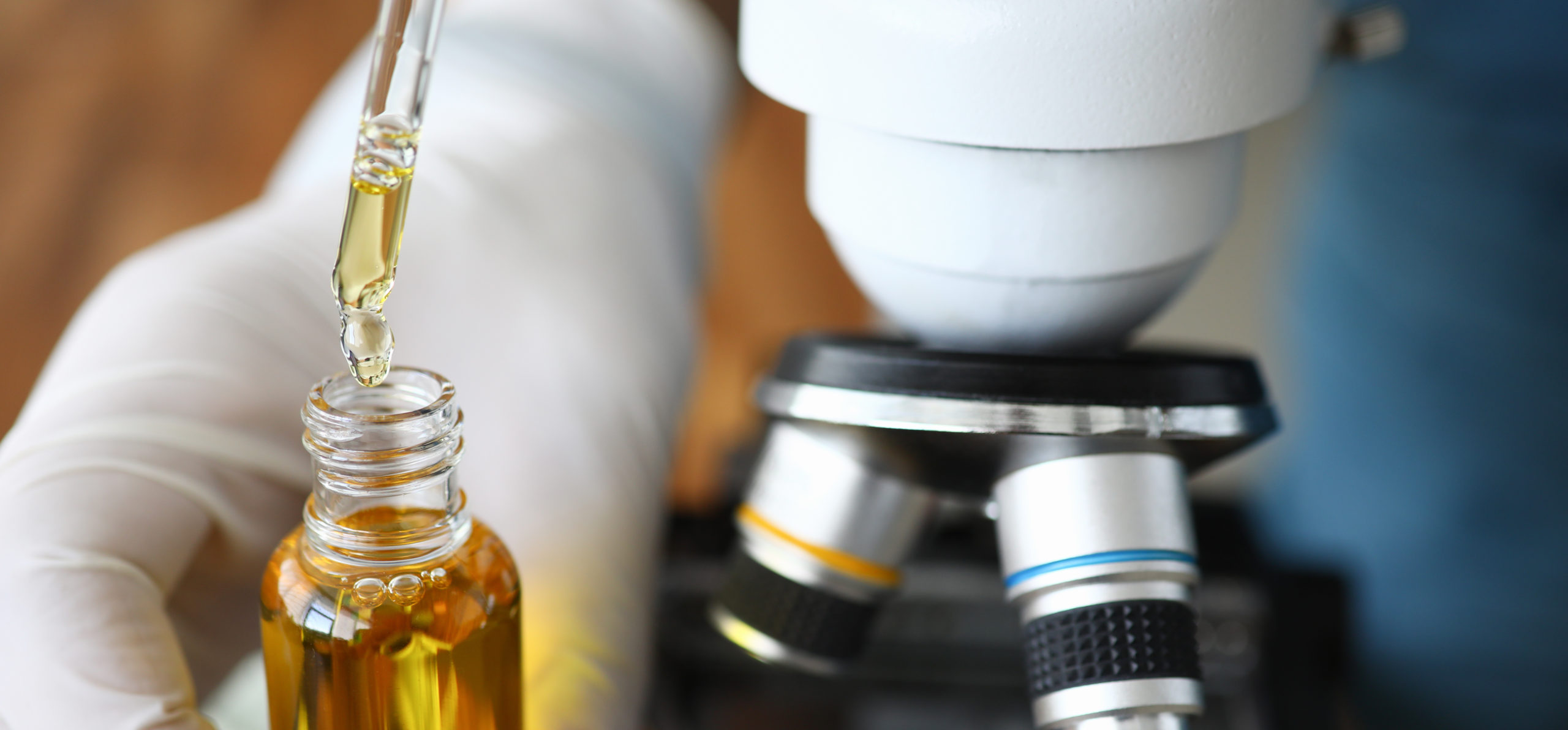 Laboratory research of cbd.